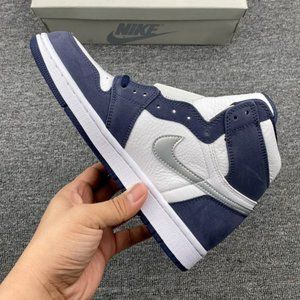 NIKE Air Jordan Midnight Blue